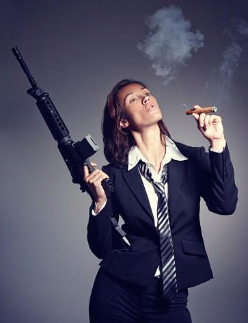 Female Spy