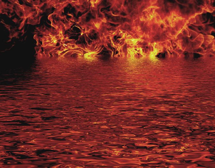 lake fire